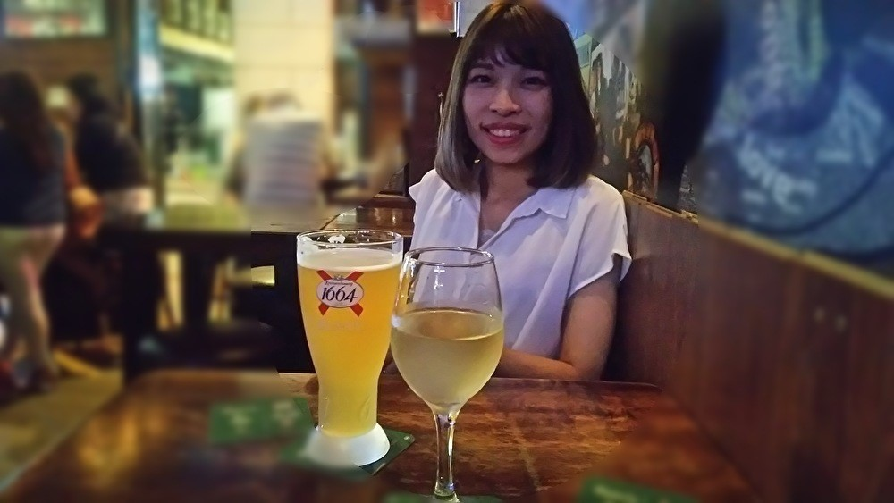 横浜のほろ酔い美女に聞いた「こんな男性と結婚したい!」